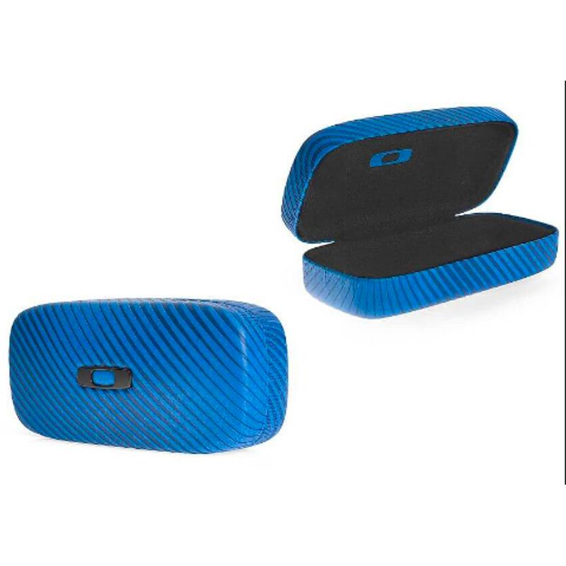 Oakley Sunglass Case  oakley pacific blue square o hard sunglass case