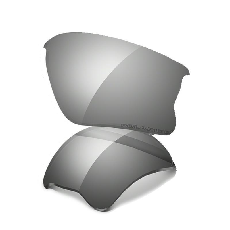 c2af2e59cd Oakley Flak Jacket Xlj Black Iridium Polarized Replacement Lenses ...