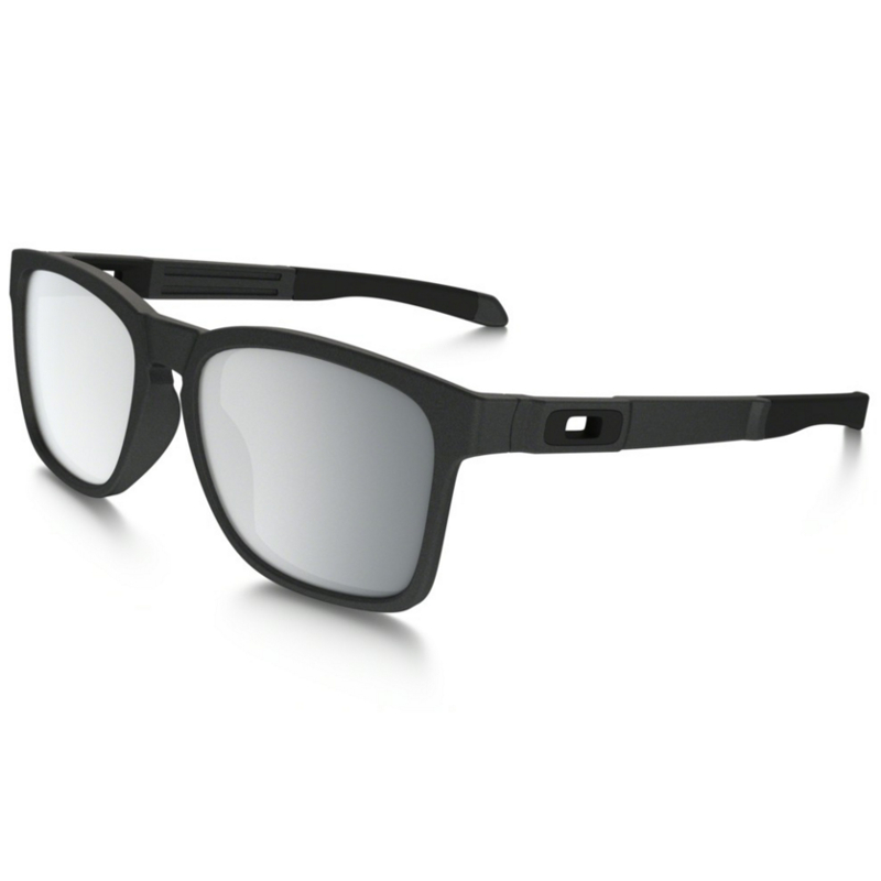 5eea5ff4163 Oakley Plaintiff Chrome Iridium