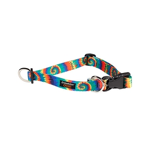 Dog Collar Tie-Dye Haight Ashbury