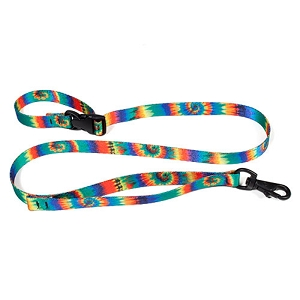Dog Leash Tie-Dye Haight Ashbury