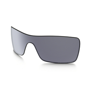 Oakley Batwolf Grey Polarized Replacement Lens