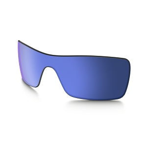 Oakley Batwolf Ice Iridium Replacement Lens