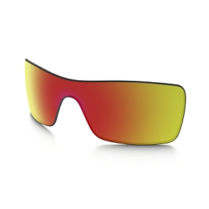 Oakley Batwolf Ruby Iridium Replacement Lens
