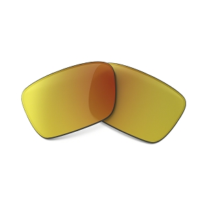 Oakley Fuel Cell Fire Iridium Replacement Lens