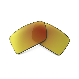 Oakley Gascan Fire Iridium Replacement Lens