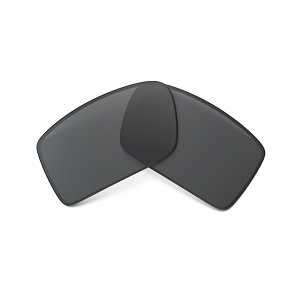Oakley Gascan Black Iridium Replacement Lens