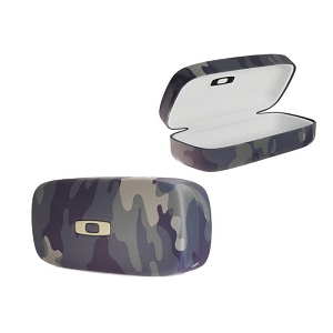 Oakley Camouflage Square O Hard Sunglass Case
