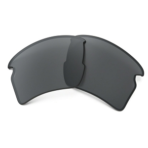 Oakley Flak 2.0 XL Black Iridium Replacement Lens