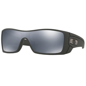 Oakley Batwolf Standard Issue Cerakote Cobalt / Black Iridium Polarized