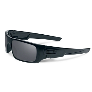 Oakley Crankshaft Matte Black / Black Iridium Polarized
