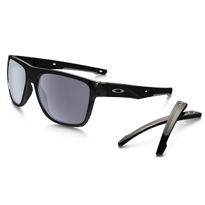 Oakley Crossrange XL Polished Black / Grey