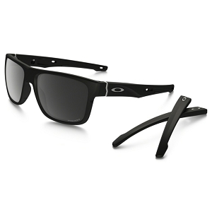 Oakley Crossrange Matte Black / Prizm Black Polarized