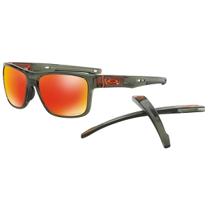Oakley Crossrange Olive Ink / Prizm Ruby