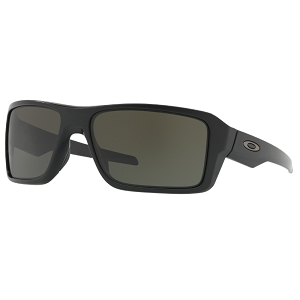 Oakley Double Edge Matte Black / Dark Grey