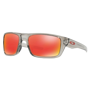 Oakley Drop Point Grey Ink / Ruby Iridium