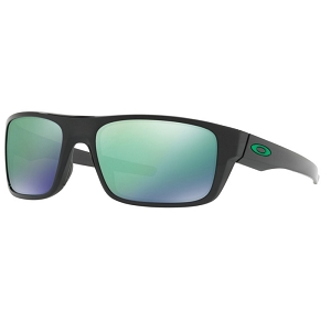 Oakley Drop Point Black Ink / Jade Iridium