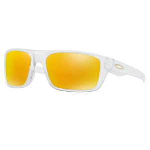 Oakley Drop Point Matte Clear / Fire Iridium