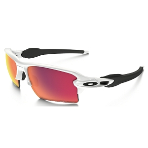 Oakley Flak 2.0 XL Polished White / Prizm Baseball