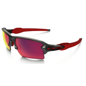 Oakley Flak 2.0 XL Matte Grey Smoke / Prizm Road
