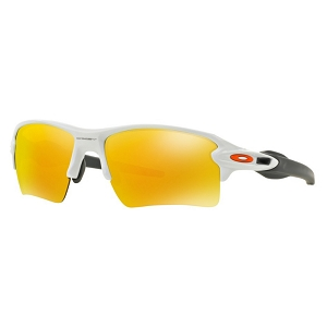 Oakley Flak 2.0 XL Polished White / Fire Iridium