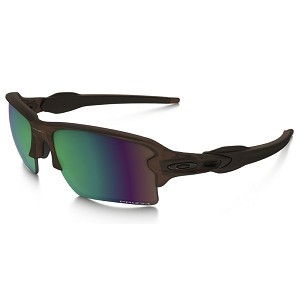 Oakley Flak 2.0 XL Matte Rootbeer / Prizm Fresh Water Polarized