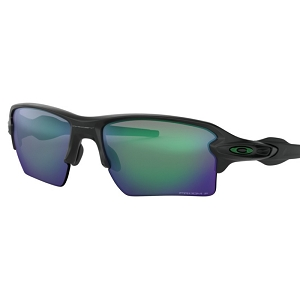 Oakley Flak 2.0 XL Matte Black / Prizm Jade Polarized