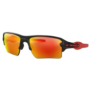 Oakley Flak 2.0 XL Polished Black / Prizm Ruby