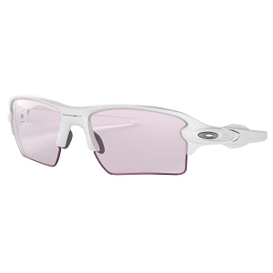 Oakley Flak 2.0 XL Polished White / Prizm Low Light