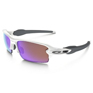 Oakley Flak 2.0 Polished White / Prizm Golf