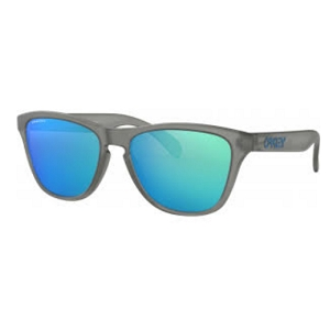 Oakley Frogskins XS (Youth Fit) Matte Grey Ink / Prizm Sapphire