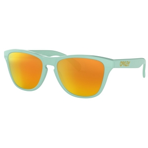 Oakley Frogskins XS (Youth Fit) Arctic Surf / Fire Iridium