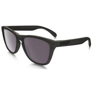 Oakley Frogskins Woodgrain Collection Woodgrain / Prizm Daily Polarized