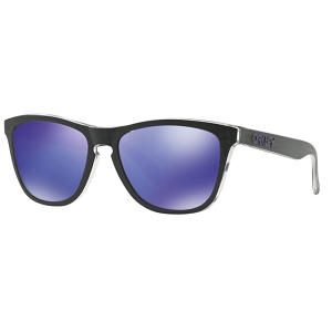 Oakley Frogskins Checkbox Collection Checkbox Black / Violet Iridium