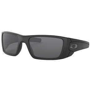 Oakley Standard Issue Fuel Cell Matte Black with Tonal Flag / Grey