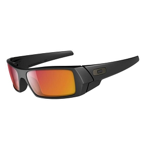 Oakley Gascan Matte Black / Ruby Iridium
