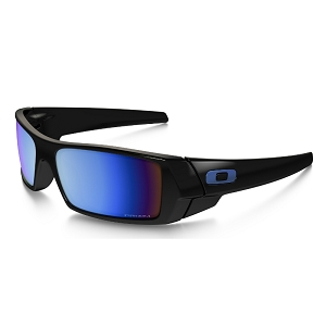 Oakley Gascan Polished Black / Prizm Deep Water Polarized