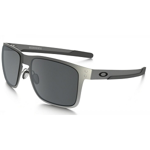 Oakley Holbrook Metal Satin Chrome / Black Iridium