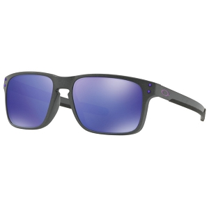 Oakley Holbrook Mix Steel / Violet Iridium