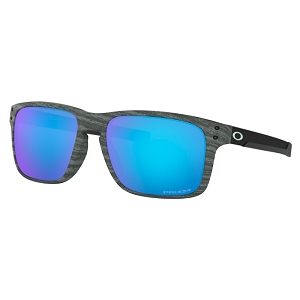 Oakley Holbrook Mix Woodstain Collection Frostwood / Prizm Sapphire
