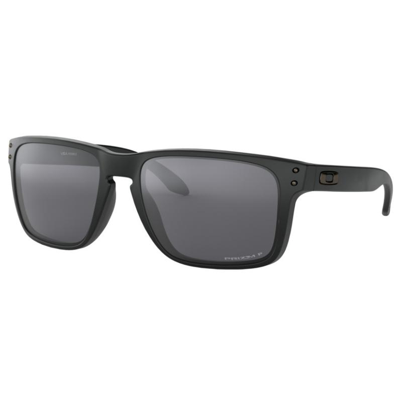 03531927ef Oakley Holbrook XL Matte Black   Prizm Black Polarized