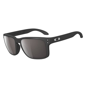 Oakley Holbrook Matte Black / Warm Grey