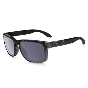 Oakley Holbrook Standard Issue Multicam Black / Grey Polarized