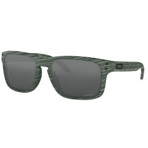 Oakley Holbrook Woodstain Collection Ivywood / Prizm Black