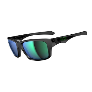 Oakley Jupiter Squared Polished Black / Jade Iridium