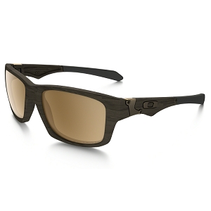Oakley Jupiter Squared Woodgrain Collection Woodgrain / Tungsten Iridium Polarized