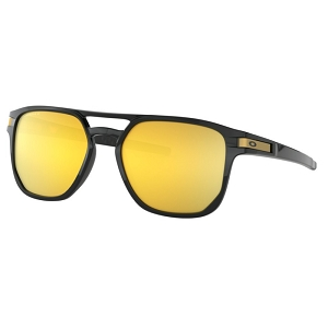 Oakley Latch Beta Polished Black / Prizm 24K Polarized