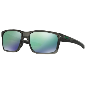 Oakley Mainlink Grey Smoke / Jade Iridium