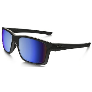 Oakley Mainlink Polished Black / Prizm Deep Water Polarized