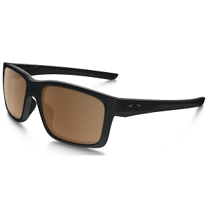 Oakley Mainlink Matte Black / Prizm Tungsten Polarized